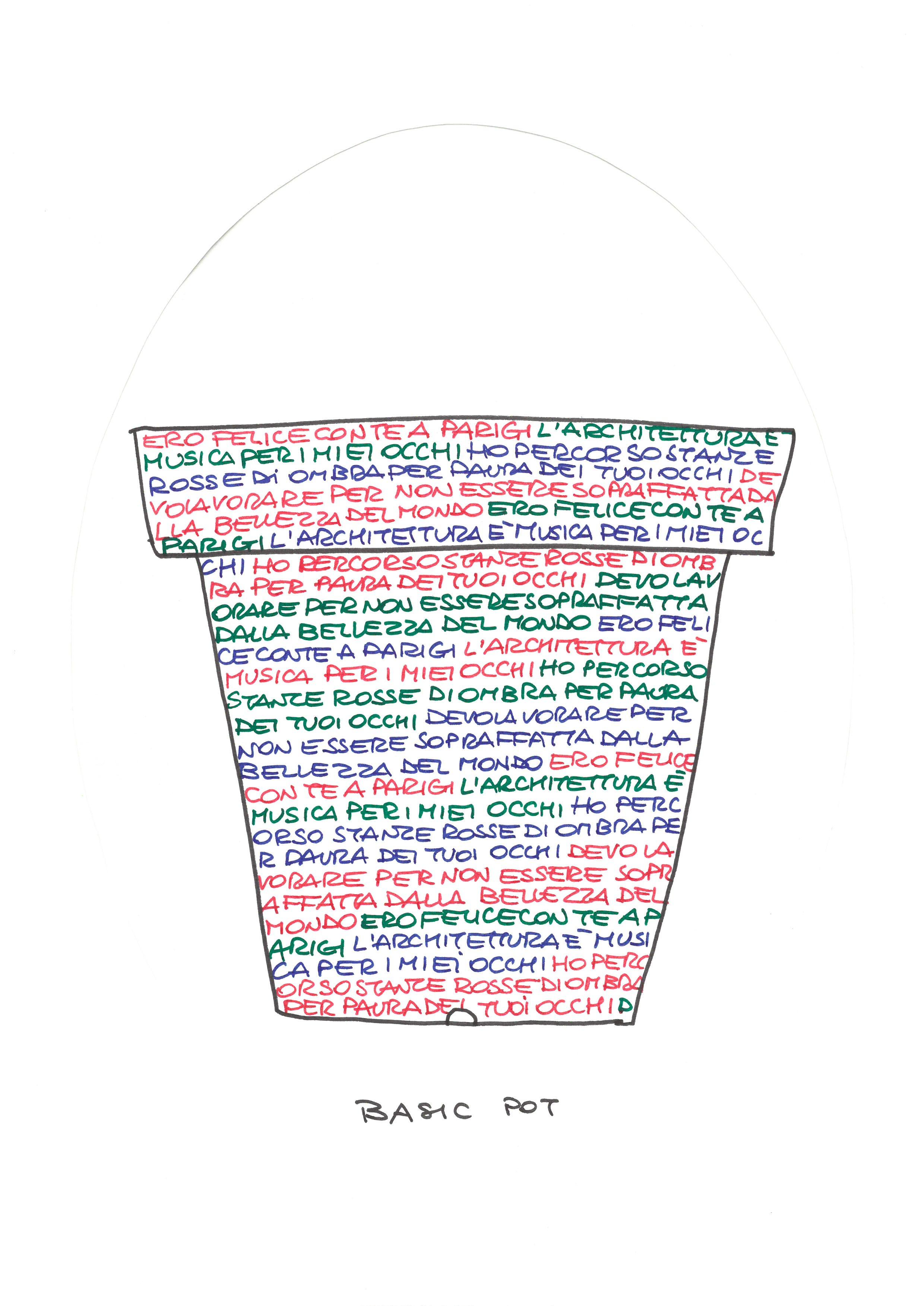 Basic Pot